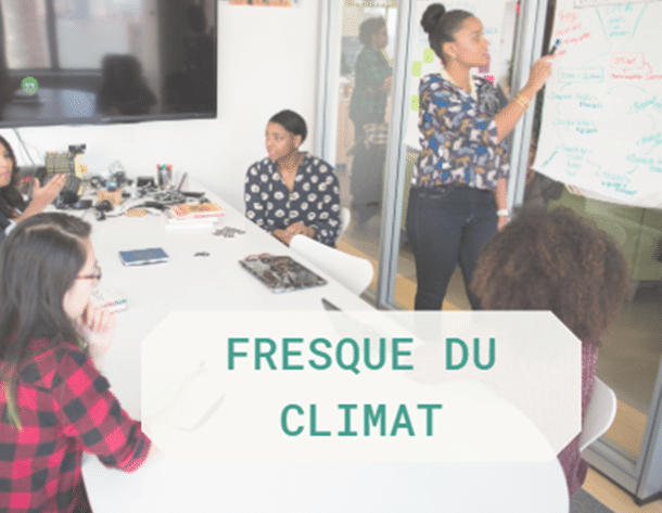 Team building sur la fresque du climat